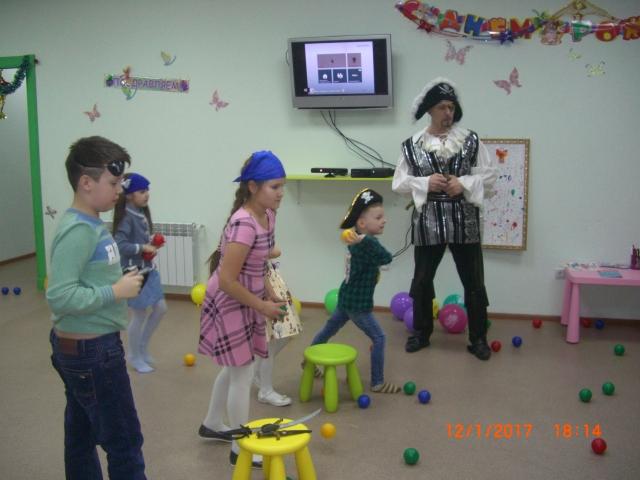 аниматор детский центр проведение дня рождения ребенка в Тюмени