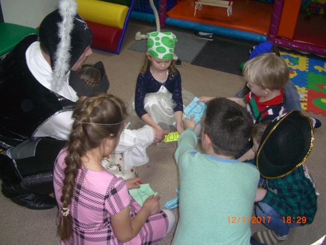 пират детский центр Солнце в ладошках проведение дня рождения детей Тюмень