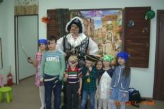 аниматор пират детский центр Солнце в ладошках в Тюмени