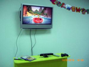 Батут в детской игровой комнате Тюмень