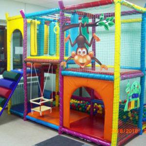 Аттракцион Сказочный лес в детских игровых комнатах в Тюмени