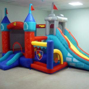 Детская игровая комната Тюмени Средневековый замок