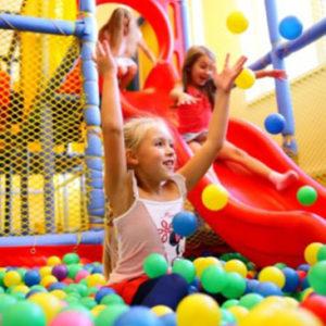 Детский развлекательный центр Тюмень