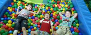 Детский развлекательный центр в Тюмени Солнце в ладошках