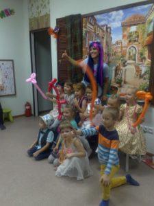 приглашаем отметить детский день рождения в Тюмени в ДРЦ Солнце в ладошках