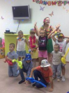 детские центры для проведения веселых дней рождений