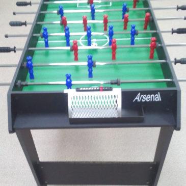 Новый аттракцион «Футбол»